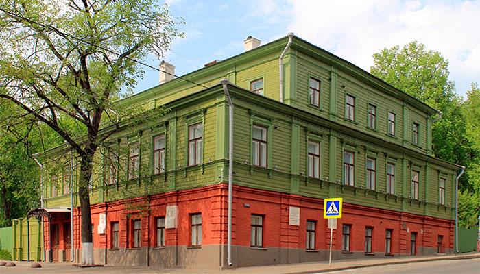 Музей-квартира А. М. Горького