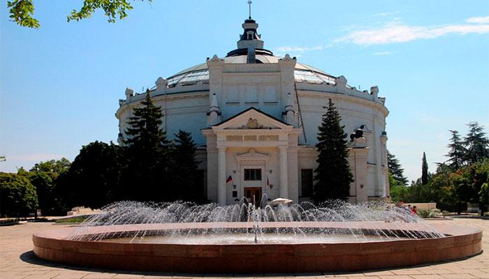 Музей панорама «Оборона Севастополя»