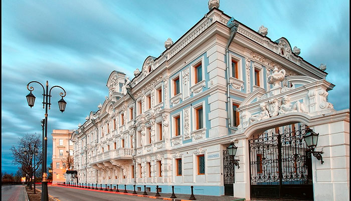 25 лучших достопримечательностей Нижнего Новгорода