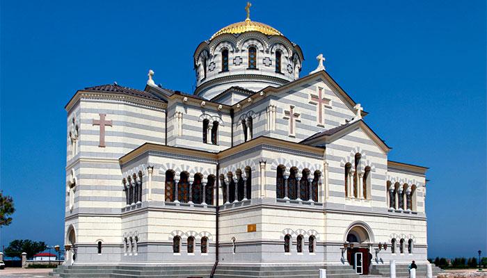Владимирский (Адмиралтейский) собор