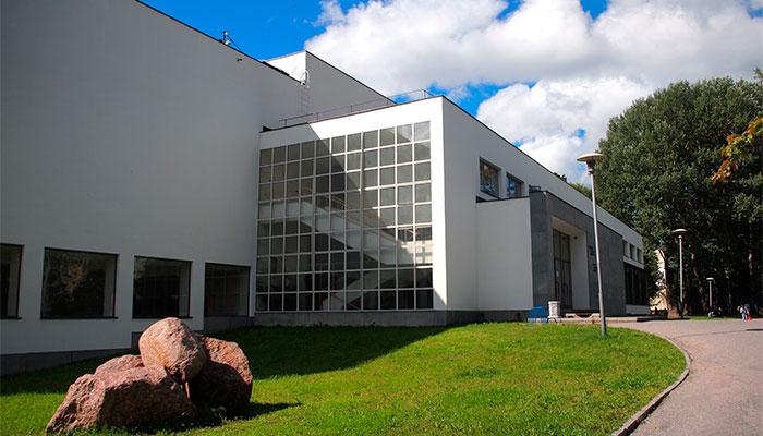 Библиотека Алвара Алто