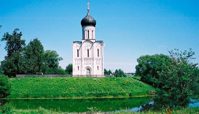 Церковь Покрова на Нерли (Боголюбово)