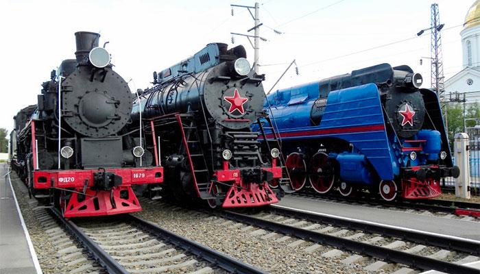 Музей Северо – Кавказской железной дороги