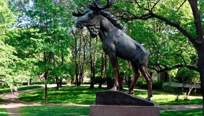 Парк Эспланада