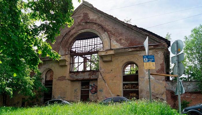 Собор доминиканского монастыря