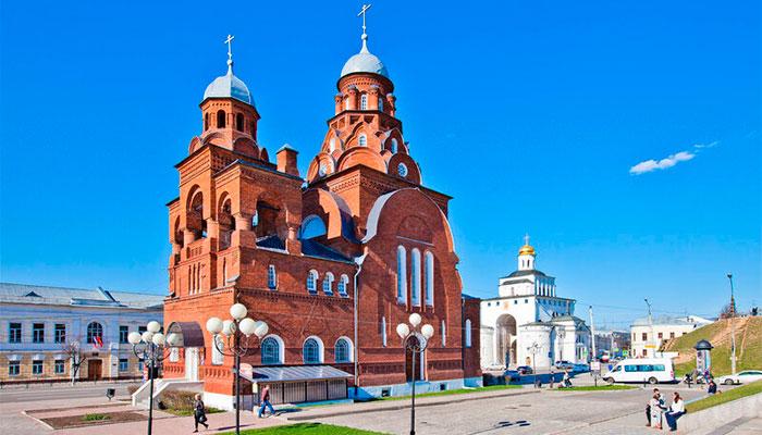 26 лучших достопримечательностей Владимира
