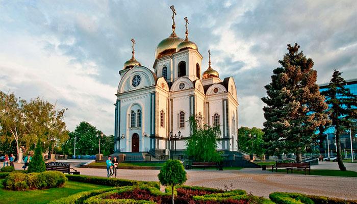 Войсковой собор Святого Благоверного князя Александра Невского