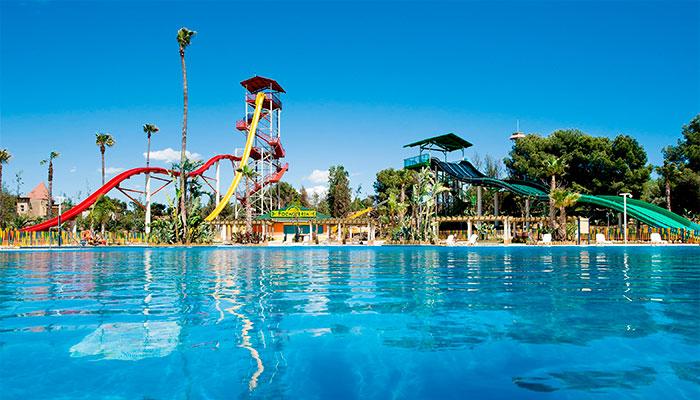 Аквапарк Illa Fantasia