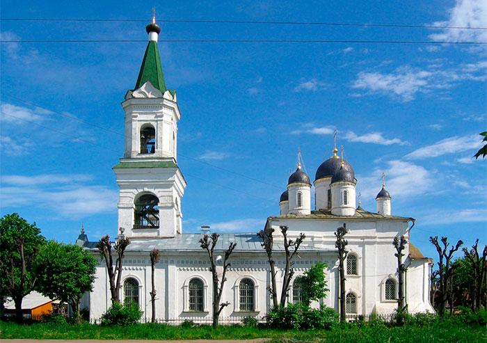 Церковь Белая Троица