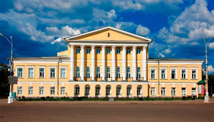 Дом Борщовых