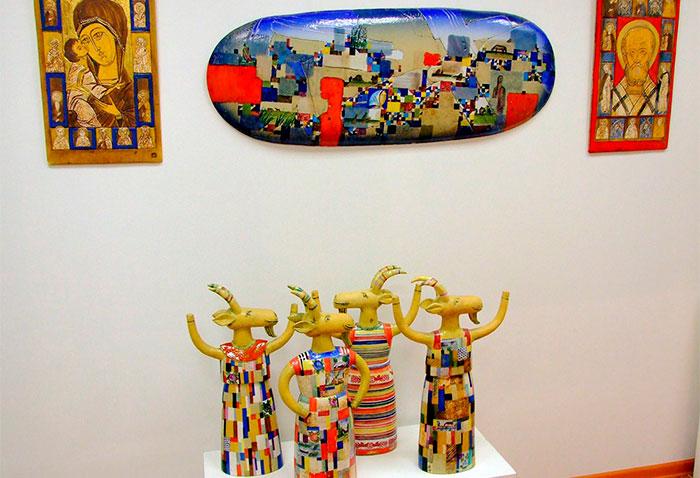 «Живой музей» Анатолия Камардина