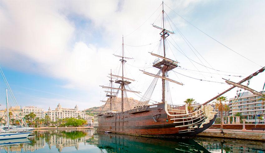 Корабль «Святая Троица»