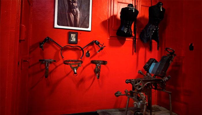 Музей эротики Барселоны