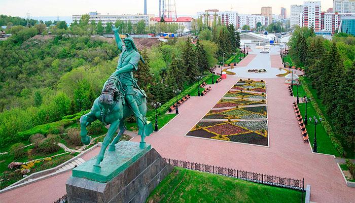 Парк Салавата Юлаева