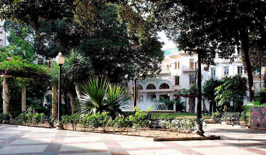 Площадь Габриэля Миро