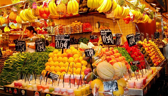 Рынок Бокерия или Сан-Жузеп