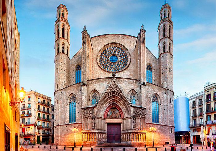 Санта-Мария-дель-Мар
