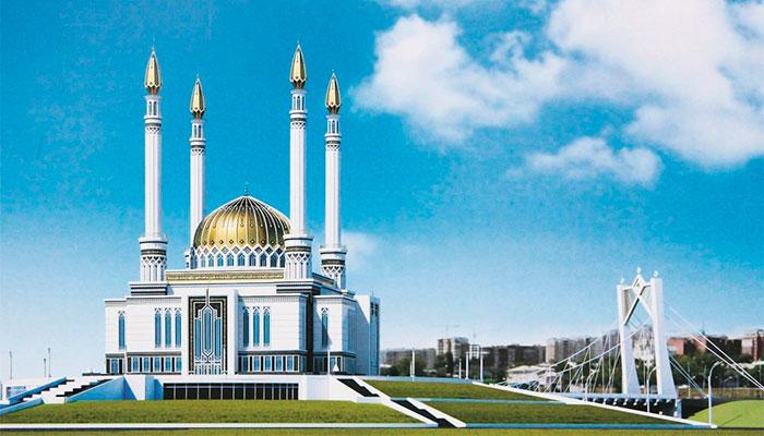 Соборная мечеть «Ар-Рахим»