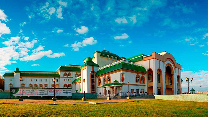 Уфимский государственный татарский театр