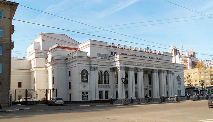 Театр драмы имени А. В. Кольцова