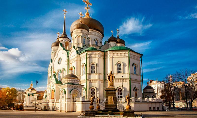 27 лучших достопримечательностей Воронежа