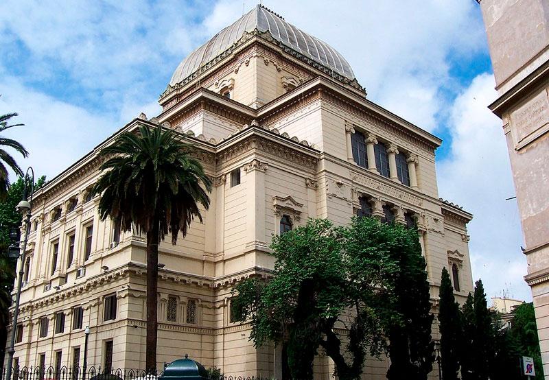 Большая Синагога или Tempio Maggiore
