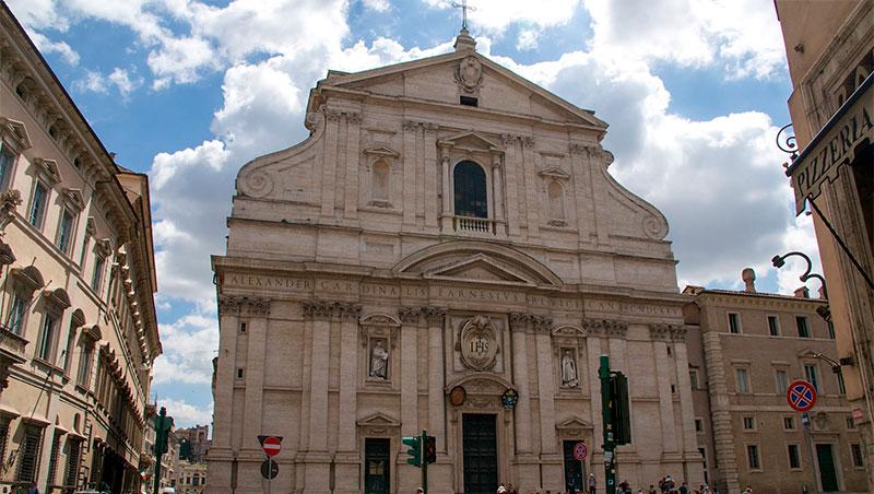 Церковь Иль Джезу