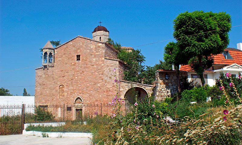 Церковь Святых Михаила и Гавриила