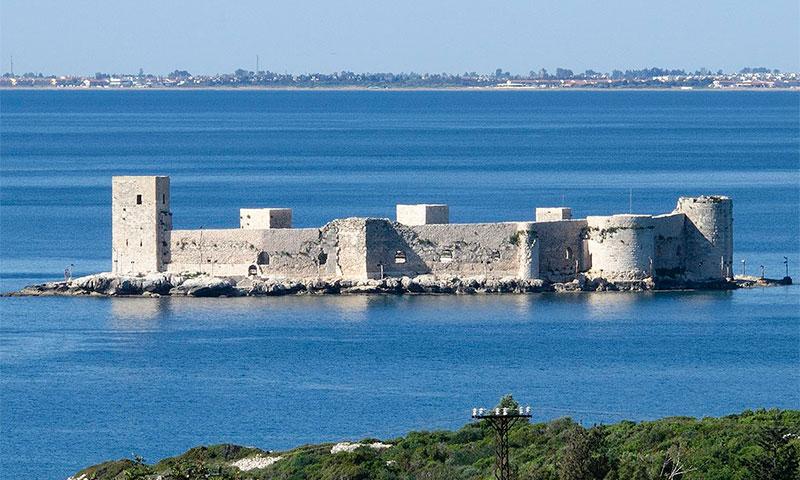 Девичья крепость