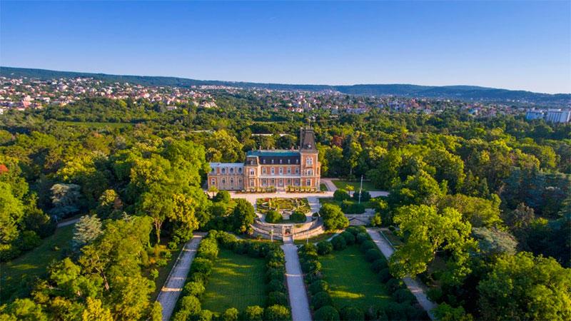 Дворец Евксиноград