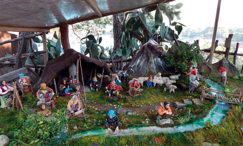 Этнографический парк «Йорюк»