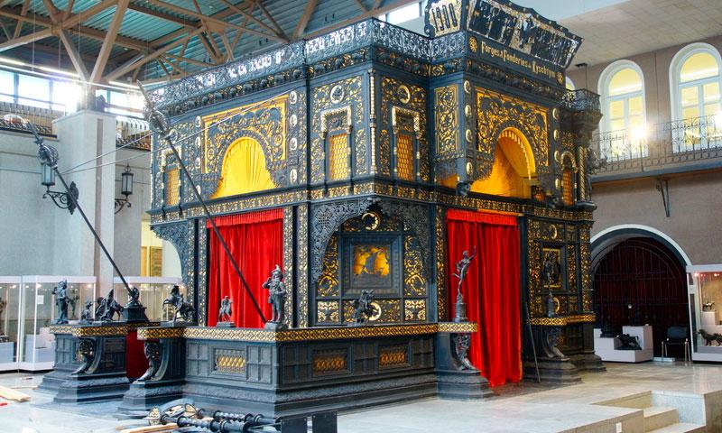Музей изобразительного искусства и Каслинский павильон