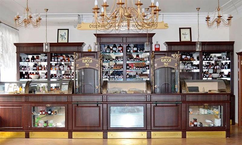 Музей «Старая Тульская аптека»
