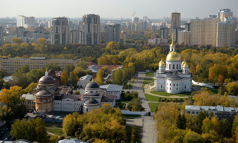Ново-Тихвинский монастырь