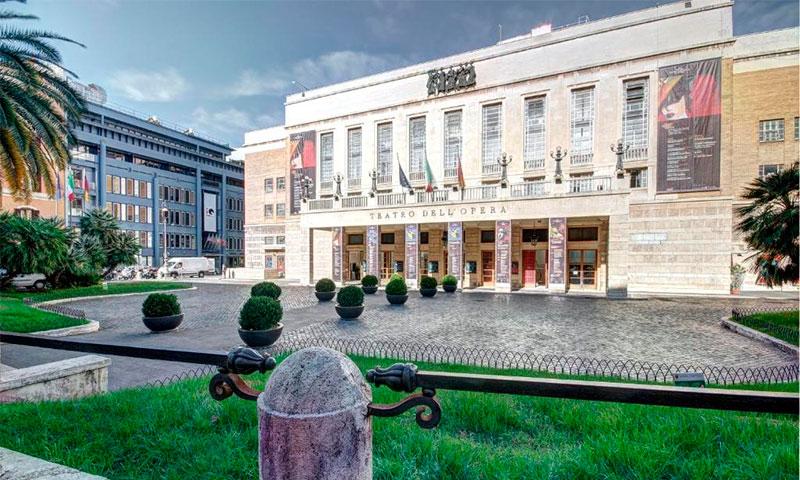 Римский оперный театр