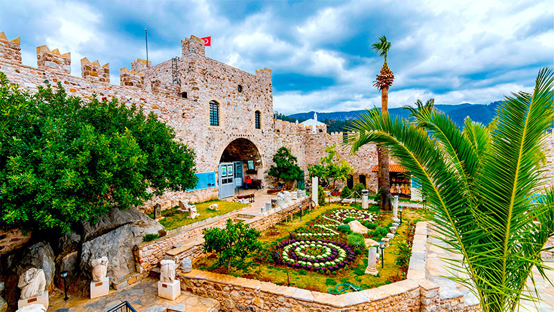 Замок Мармарис