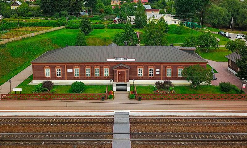 Станция-музей «Козлова Засека»
