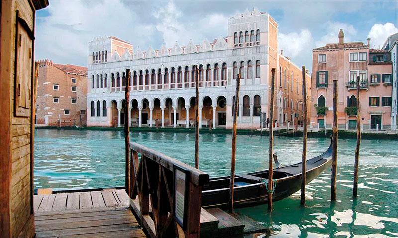 Музей естественной истории в Венеции