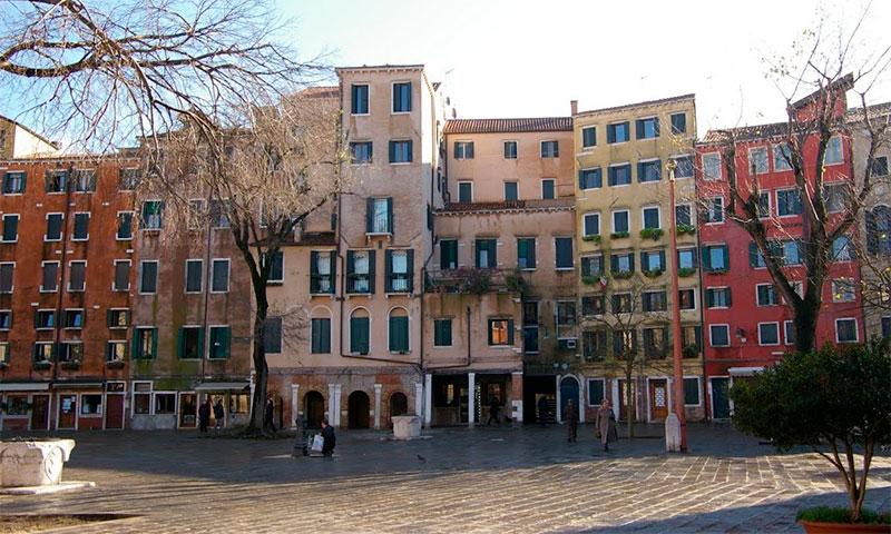 Венецианское гетто