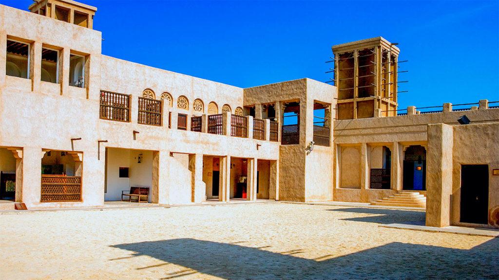 Дом - дворец шейха Саида