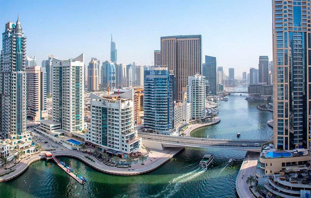 Дубай-Марина