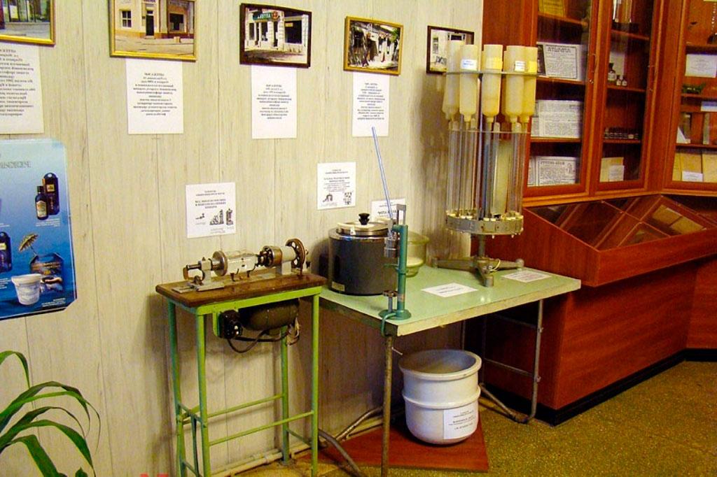 Аптека-музей провизора А.И. Рофе