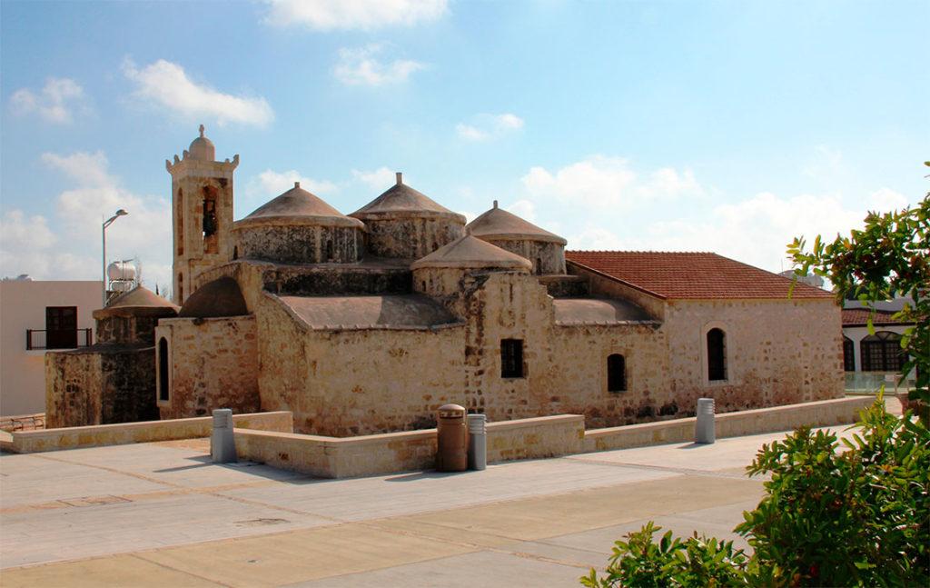 Церковь во имя св. Парасквы