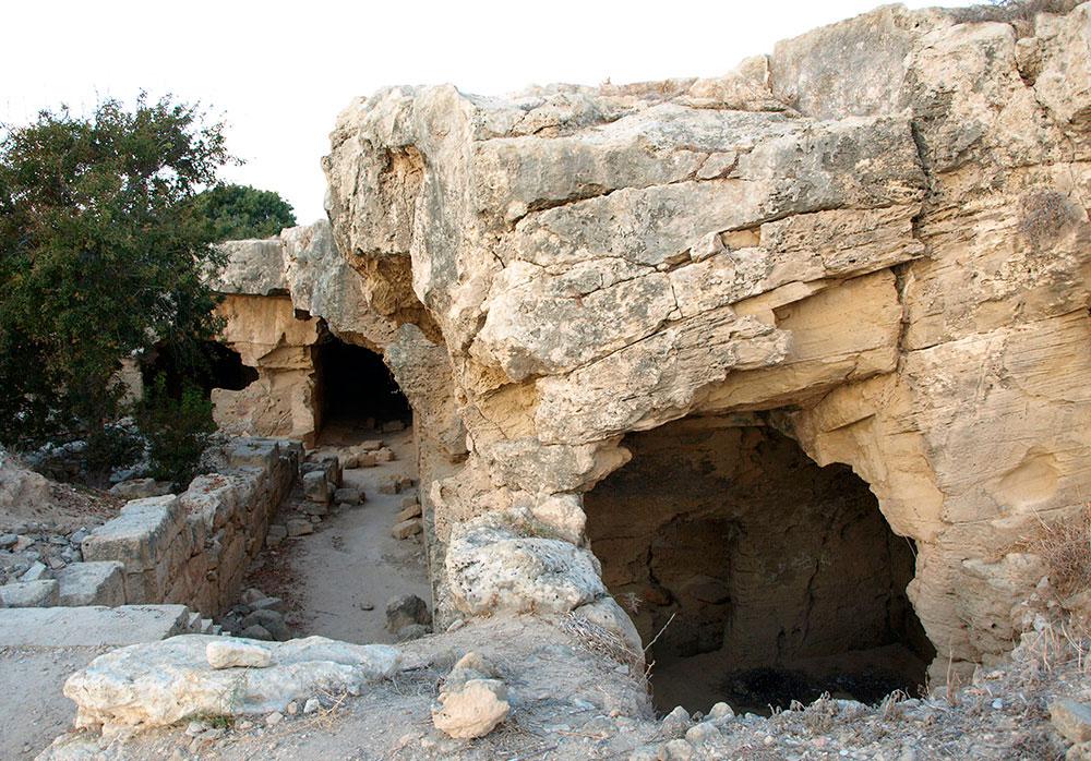 Катакомбы святого Ламбрианоса