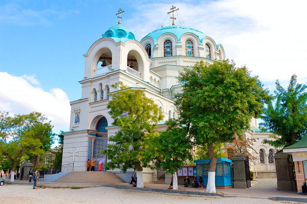 Собор Св. Николая в Евпатории