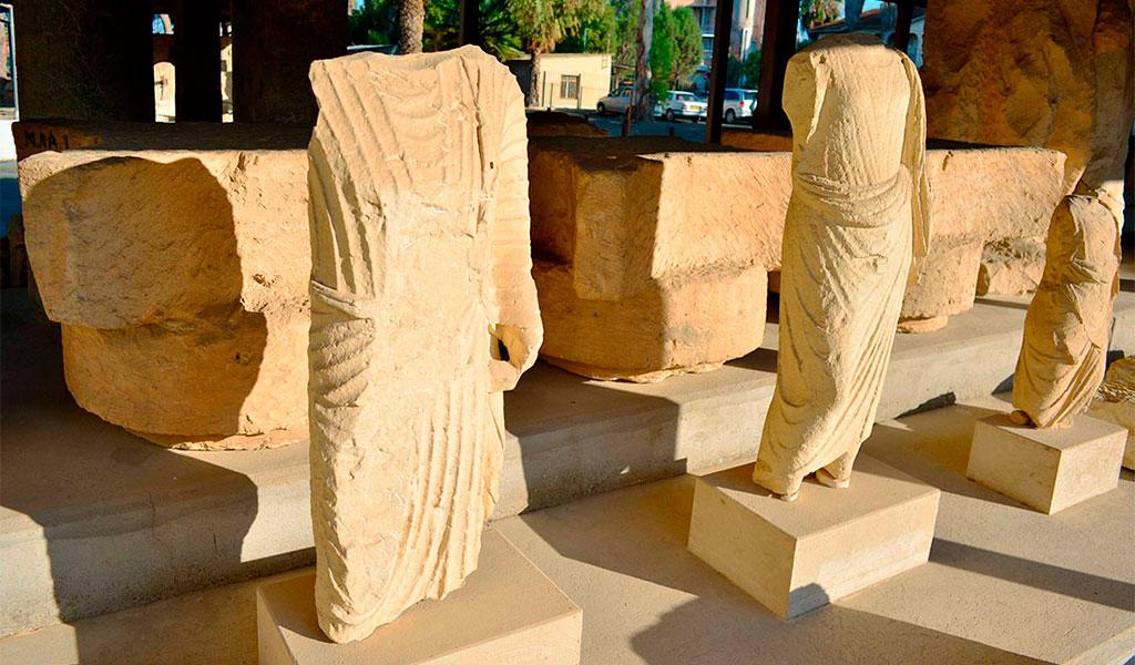 Археологический фонд Пиеридес