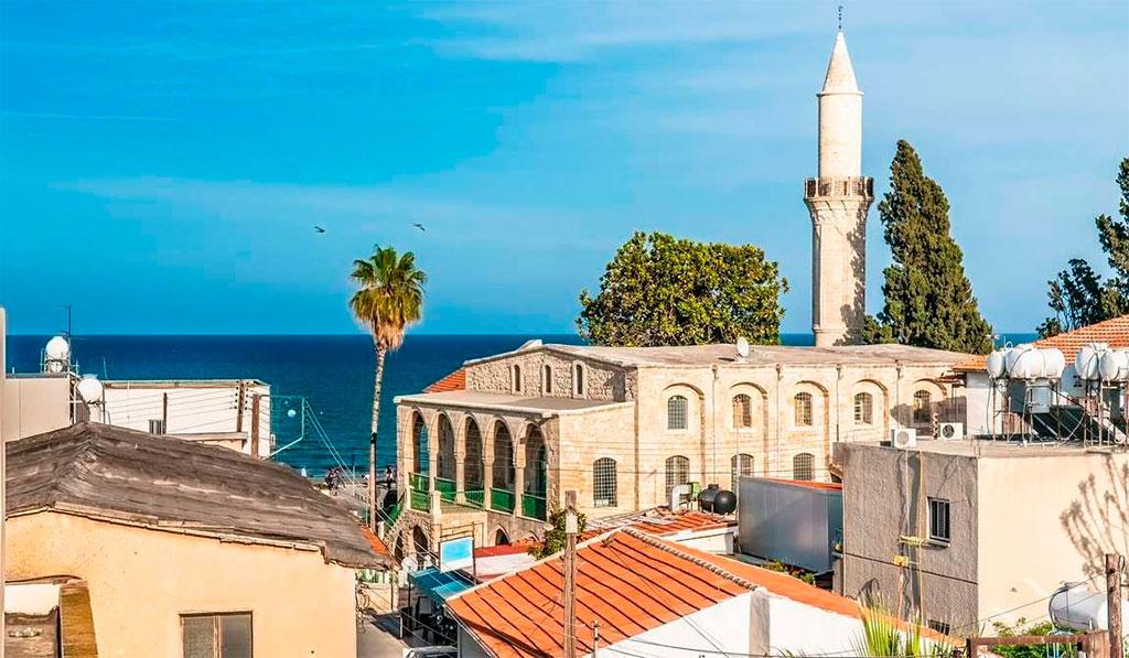 Большая Мечеть (Мечеть Джами Кебир)