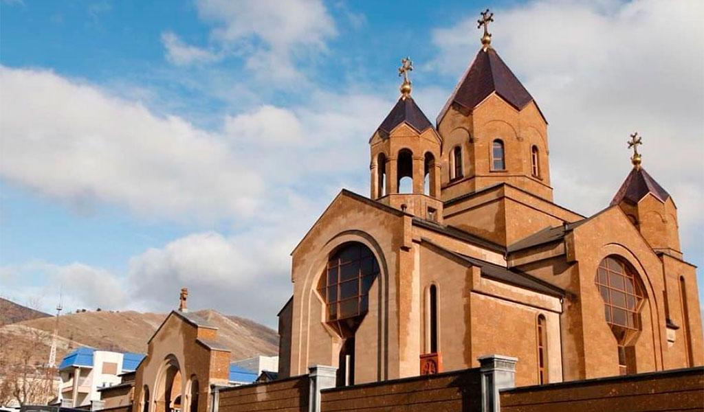 Церковь Св. Григория Просветителя (Сурб Григор Лусаворич)