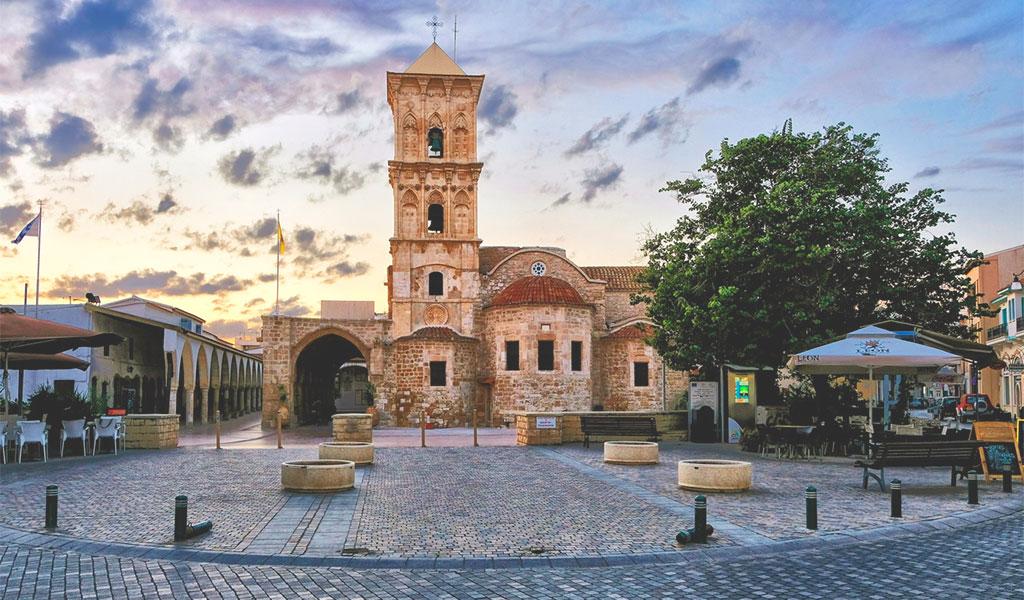 Церковь Св. Лазаря