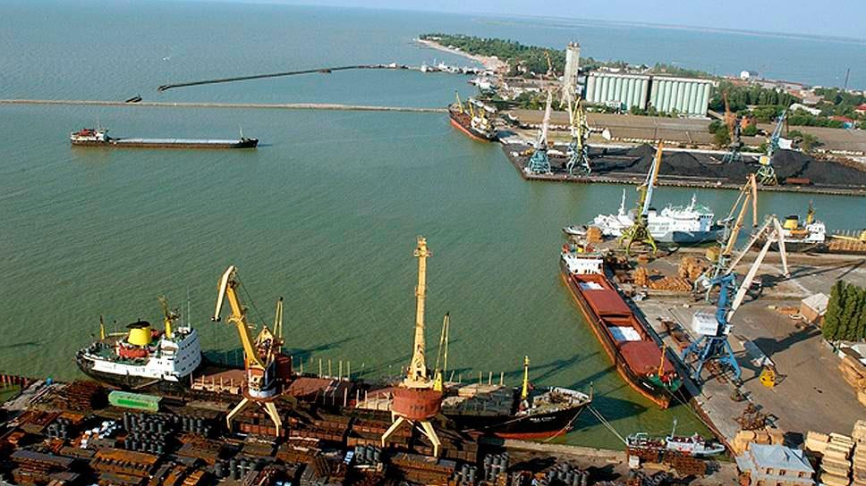Ейский морской порт